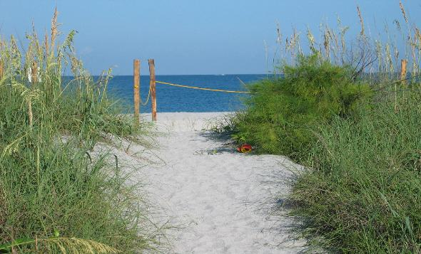 Beach Villa 2112 photo beach access SOuth Seas Island Resort Captiva Island Florida